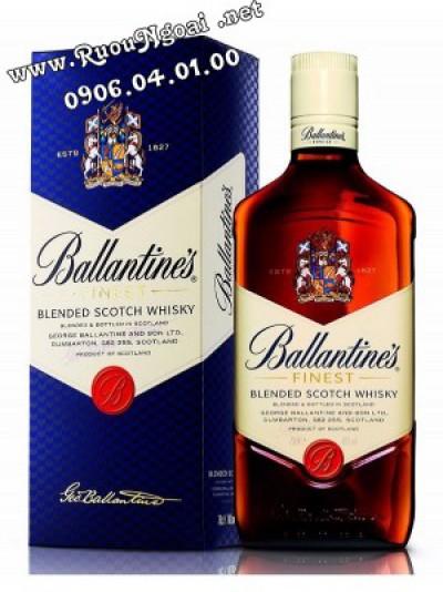 Rượu Ballantine's Finest 1L