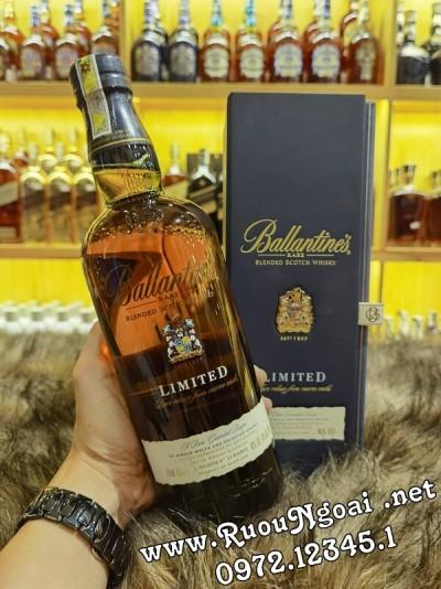 Rượu Ballantine's Limited