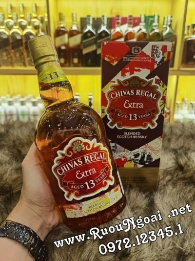 Rượu Chivas Extra 13YO Oloroso Sherry Casks