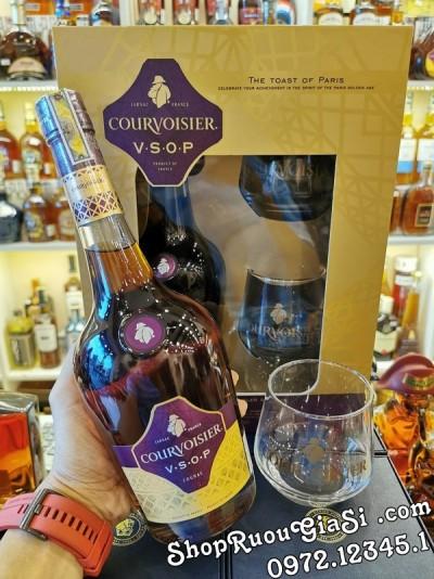 Rượu Courvoisier VSOP Hộp Quà