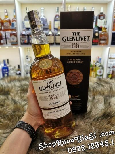 Rượu Glenlivet 1824 Master Distiller's Reserve