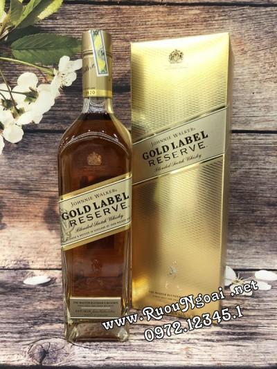 Rượu Johnnie Walker Gold Label