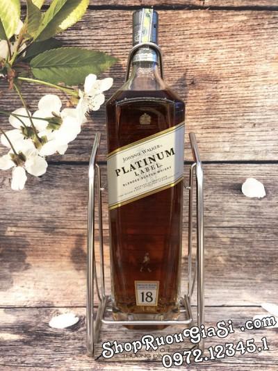 Rượu Johnnie Walker Platinum Label 18YO 1750ml