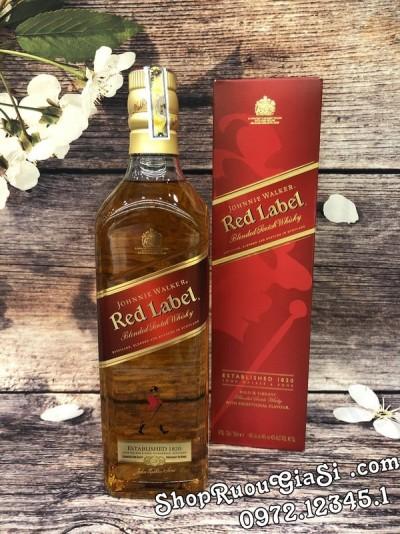 Rượu Johnnie Walker Red Label
