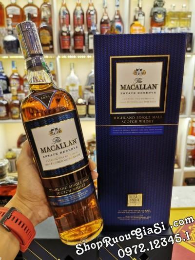 Rượu Macallan Estate Reserve