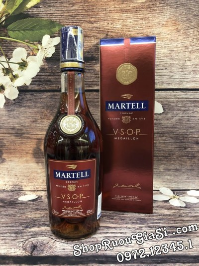Rượu Martell VSOP