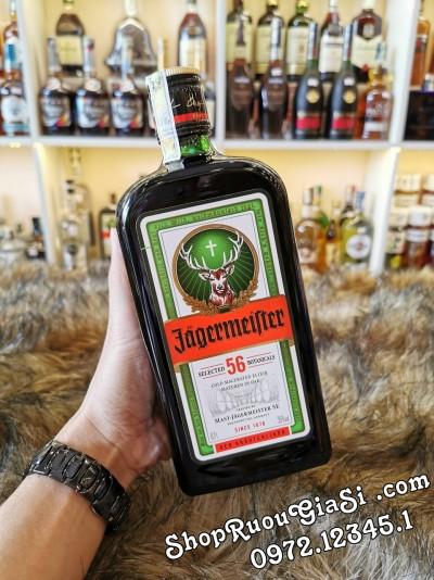 Rượu Jagermeister 1000ml