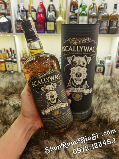 Rượu Scallywag Blended Malt