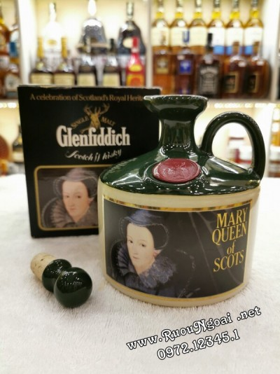 Rượu Glenfidich Mary Queen