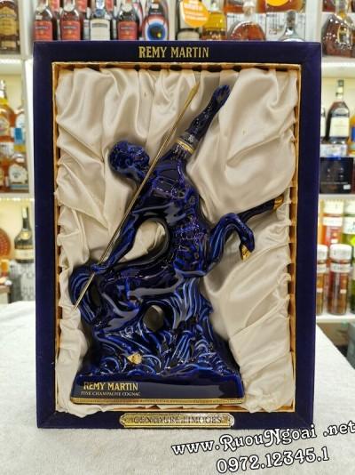 Rượu Remy Martin Centaure Limoges Blue
