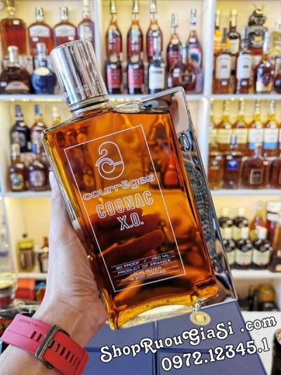 Rươu Courreges Cognac XO