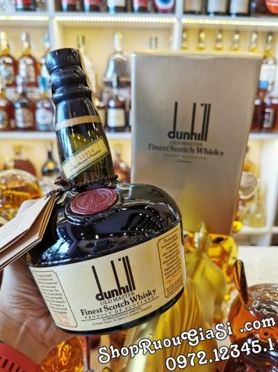 Rượu Dunhill Old Mastes