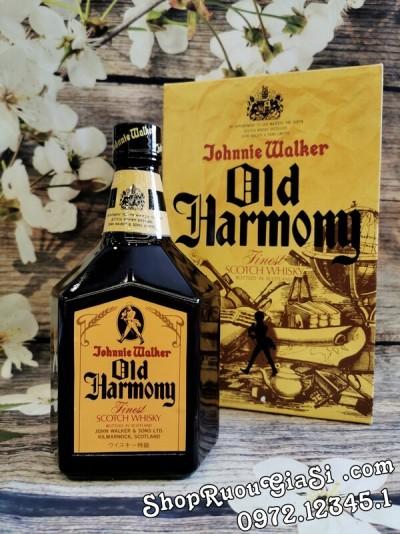 Rượu Johnnie Walker Old Harmony