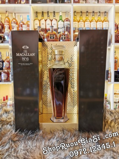 Rượu Macallan No6