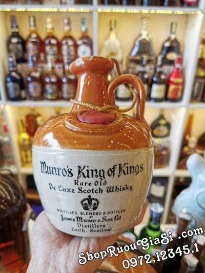 Rượu Munro's King Of Kings