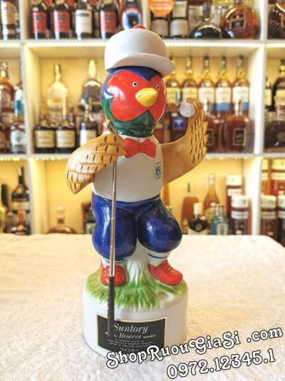 Rượu Suntory Special Golf Reserve