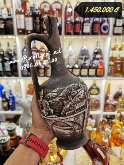 Rượu vang Georgia Reb Wines S12