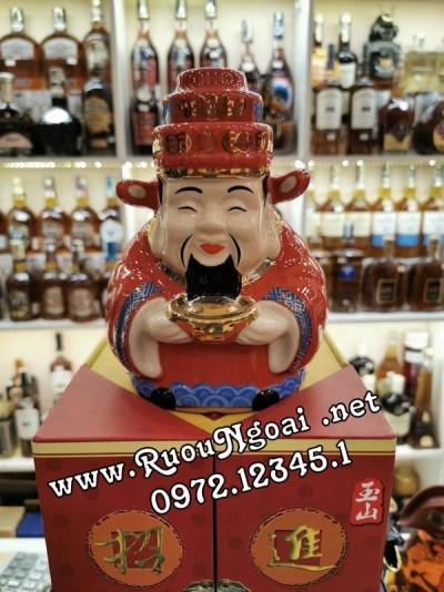 Rượu Ông Thần Tài - Phong Thủy