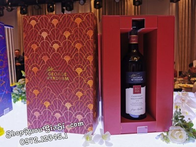Rượu vang Wyndham Bin 868 Cabernet Sauvignon