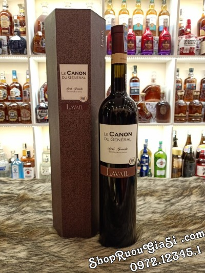 Rượu vang Pháp Le Canon Du General
