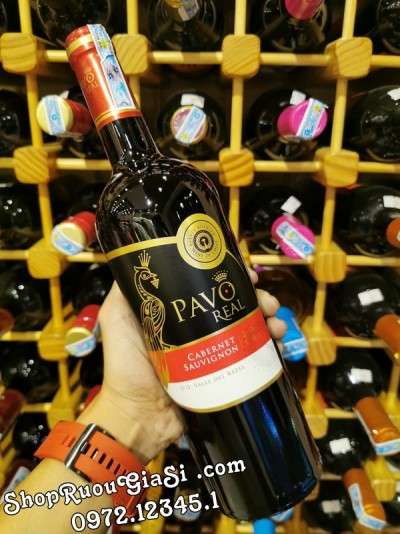 Rượu Vang Pavo Real Cabernet Sauvignon