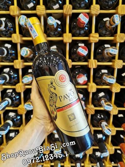 Rượu Vang Pavo Real Gran Reserva