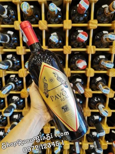 Rượu Vang Pavo Real Limited Edition