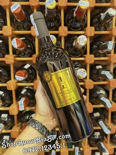 Rượu Vang Uni Primitivo Riserva