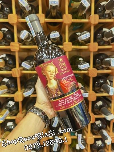 Rượu Vang Attanasio Fortitudo Rare Blend