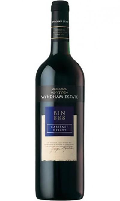 Rượu Vang Úc Bin 888 Cabernet Merlot