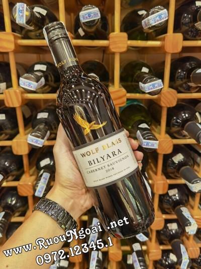 Rượu Vang Wolf Blass Bilyara Cabernet Sauvignon