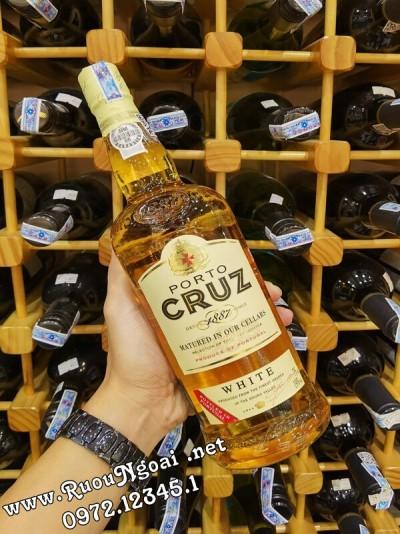 Rượu Vang Proto Cruz White