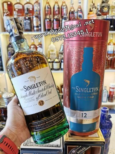 Rượu Singleton 12YO - Hộp Quà 2020