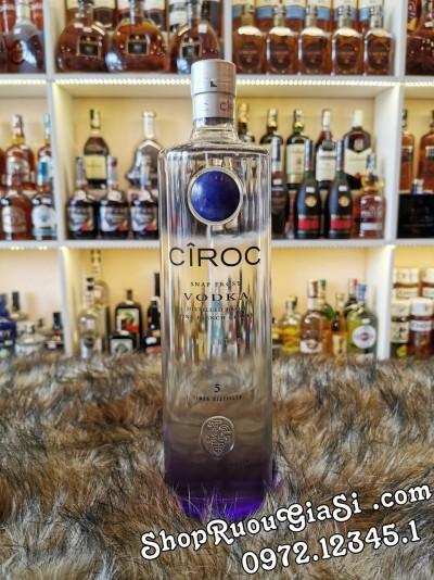 Rượu Vodka Ciroc 1750ml