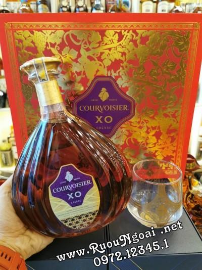 Rượu Courvoisier XO Hộp Quà