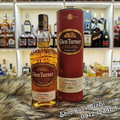Rượu Whisky Glen Turner