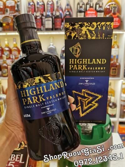 Rượu Whisky Highland Park Valknut