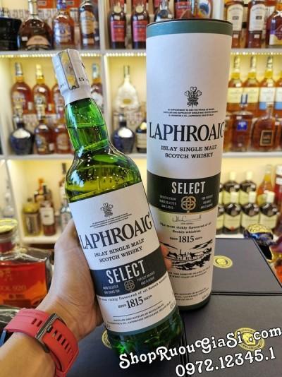 Rượu Laphroaig Quarter Cask