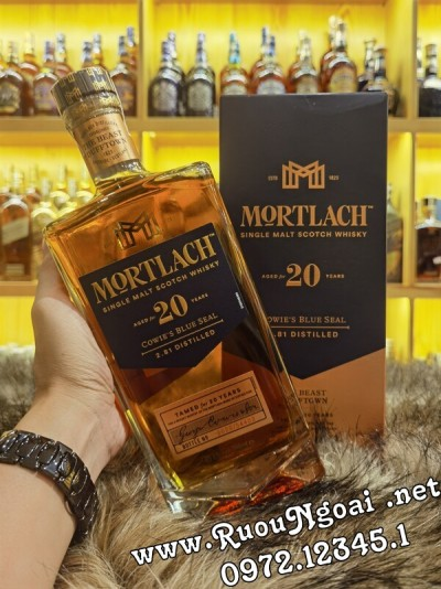 Rượu Mortlach 20 Năm
