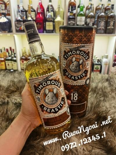 Rượu Timorous Beastie 18 Years Old